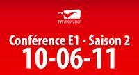 E1 conference
