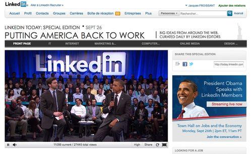 Linkedin obama 7