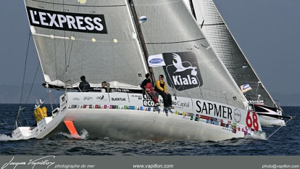 Lexpress sapmer tribord