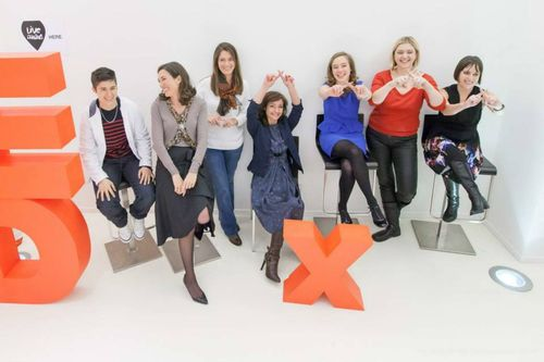 Tedx speakers x oz